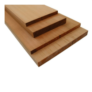 Western Red Cedar geschaafd 18x290x4900mm